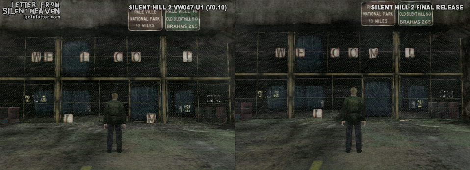 Letter From Silent Heaven Rarities Silent Hill 2 Ver 0 10